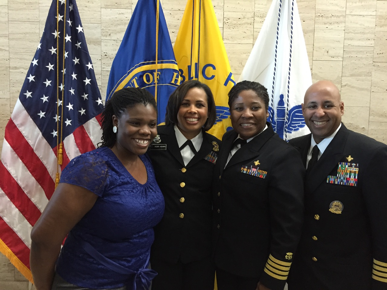 Celebrating Nurses Week 2017 with our new Acting Surgeon General