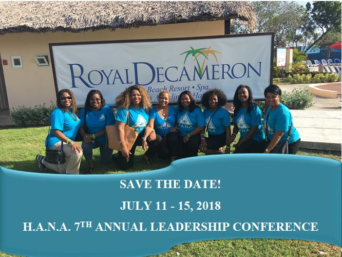 Join us in Haiti for the HANA 2018 Leadership Convention